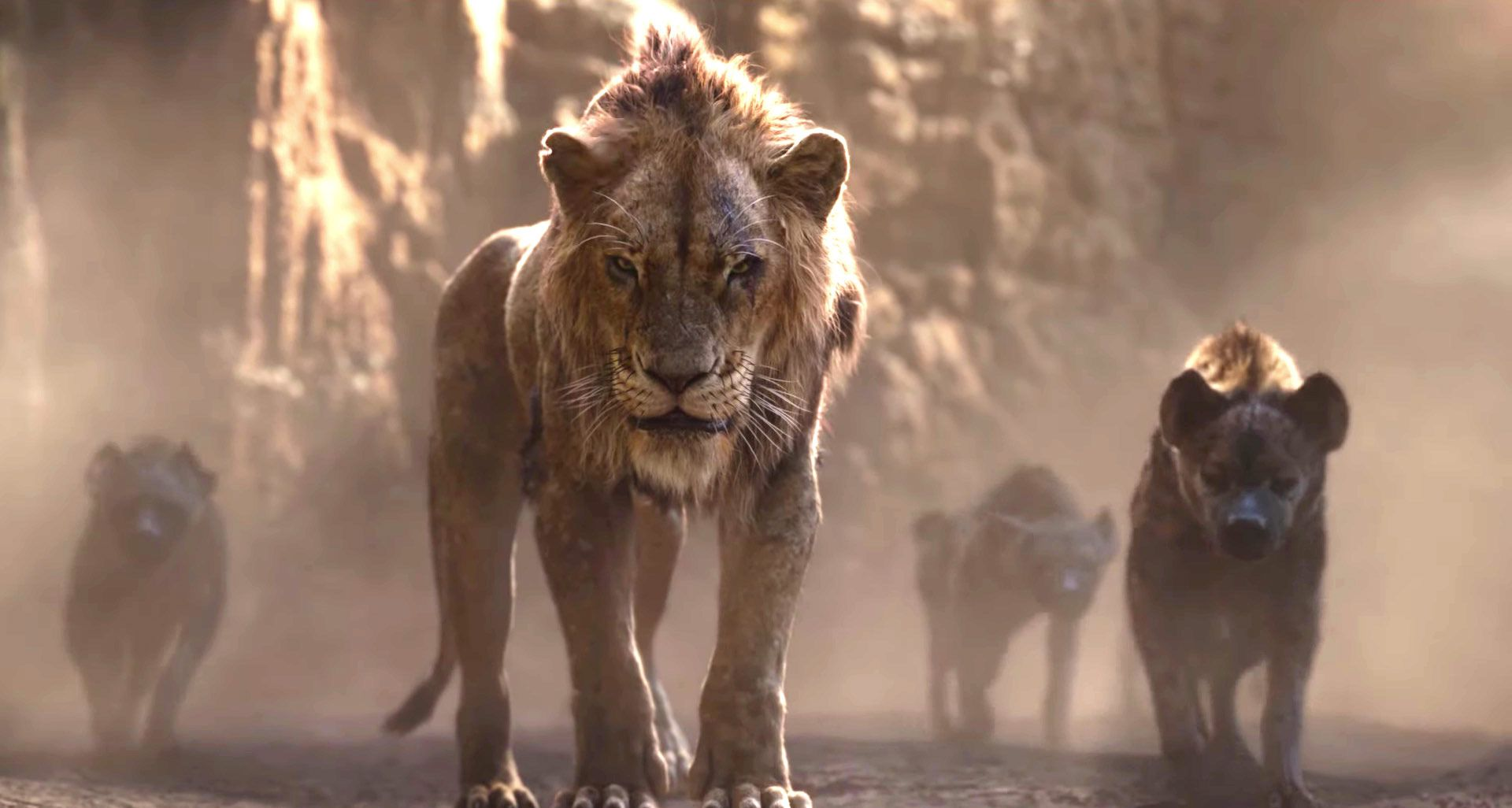 Review The Emotionless Lion King Spared No Expense We