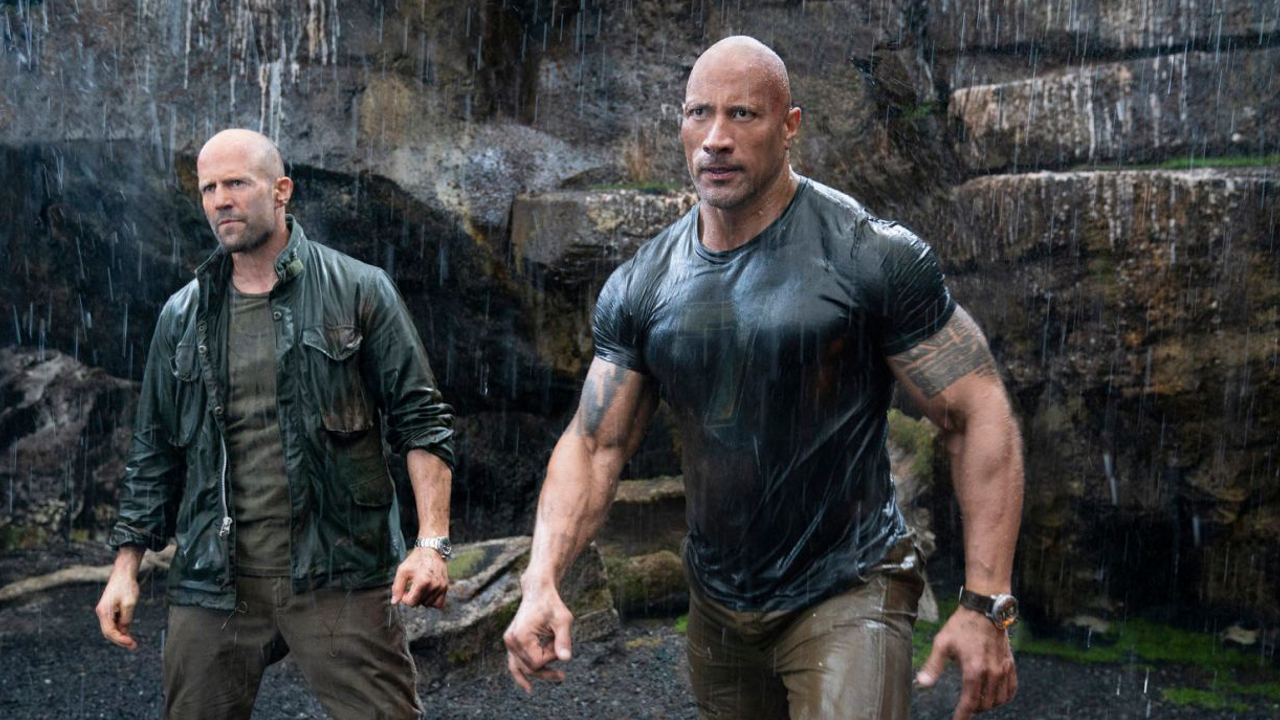 Fast and Furious Presents: Hobbs & Shaw (2019) - Jason Statham