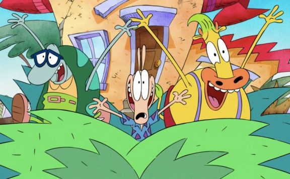 Rocko's Modern Life: Static Cling (2019) - Nickelodeon