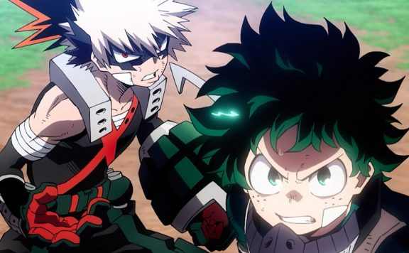 My Hero Academia: Heroes Rising (2020) - Movie Review
