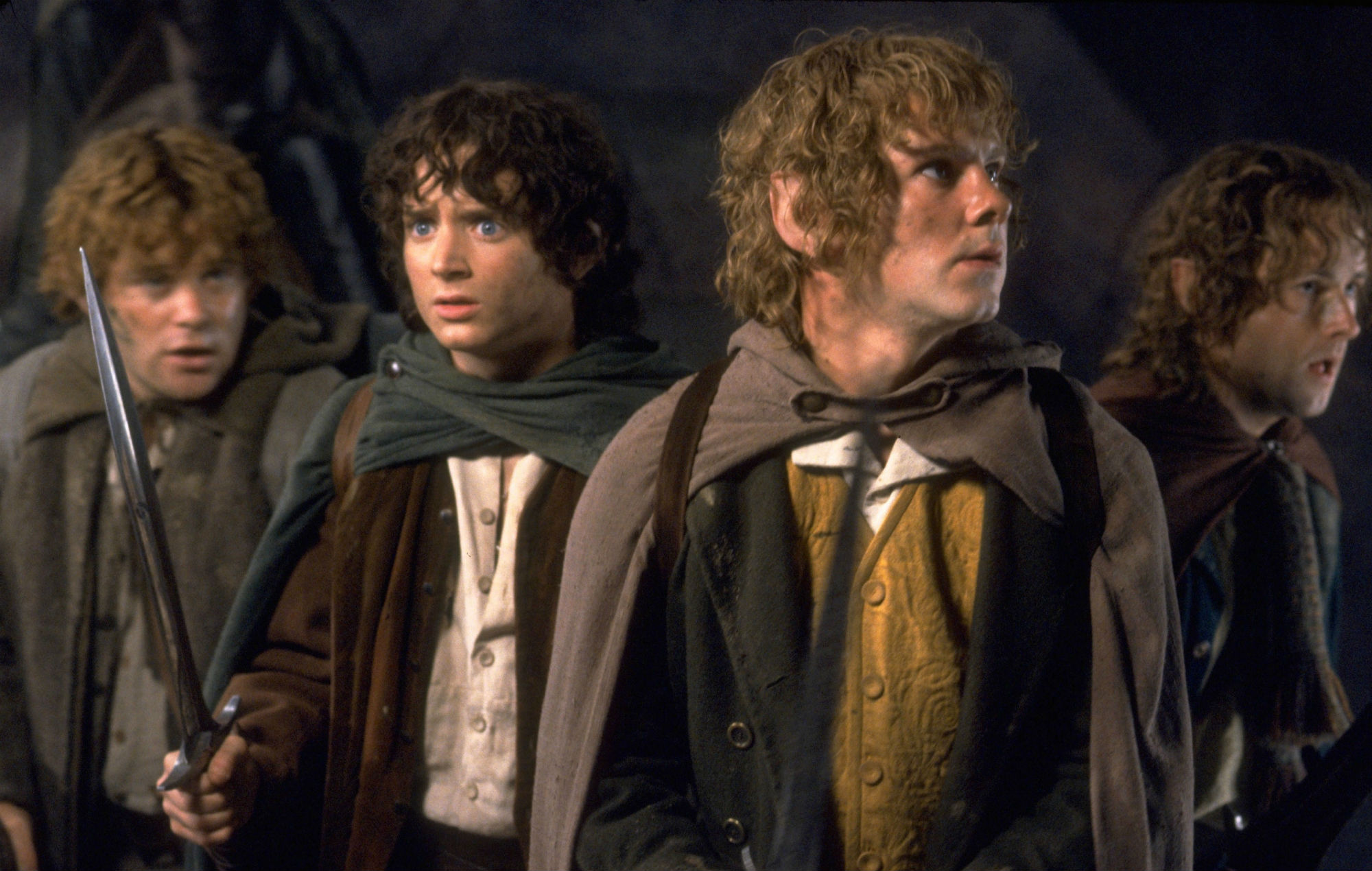 The Lord of the Rings Trilogy (2001-2003)